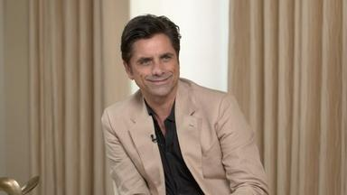 Behind the Scenes Interview with John Stamos