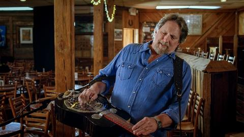 David Holt's State of Music -- David Holt Introduces Jerry Douglas