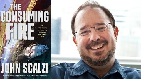 John Scalzi   2019 National Book Festival