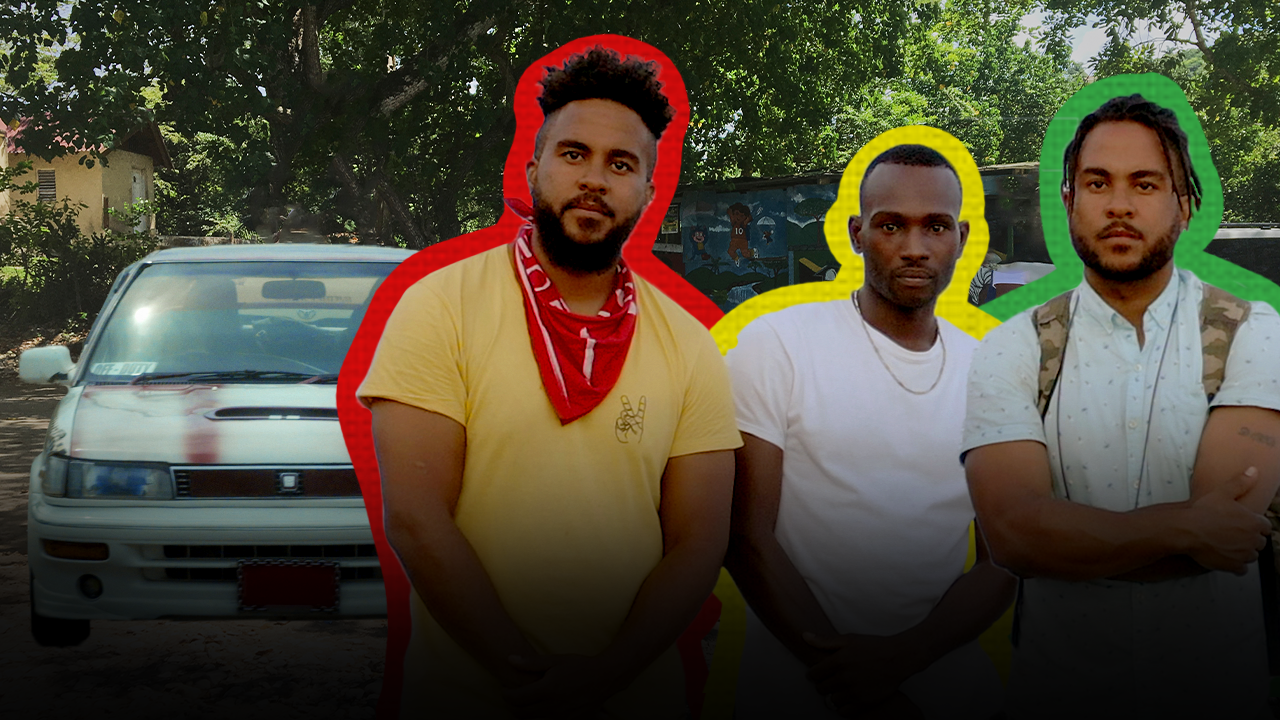 Thumbnail for: Taxi Ride from Kingston to the Jamaican Countryside | Driver Radio: Jamaica Ep. 1
