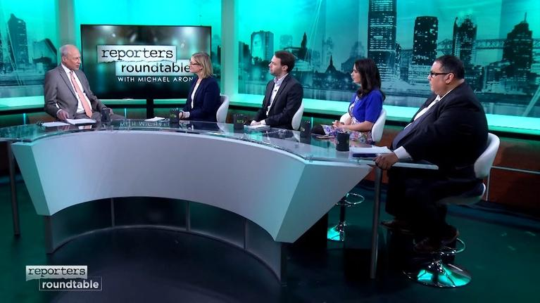 Reporters Roundtable: Growing Concerns of Pandemic