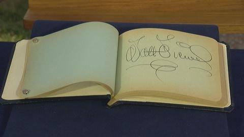 Antiques Roadshow -- Appraisal: 1956 Disneyland Autograph Book