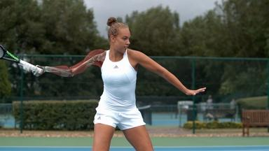 Freya Christie, Professional Tennis Player