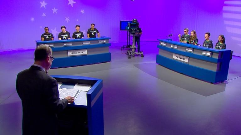 Varsity Quiz from Vegas PBS: Silver League Quarterfinal IV
