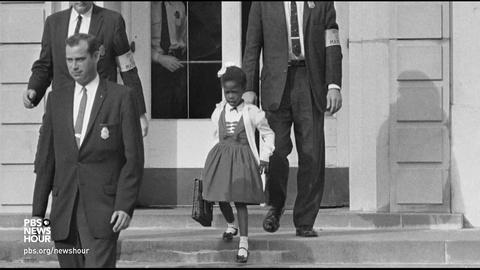 PBS NewsHour -- Civil rights pioneer Ruby Bridges on race in America