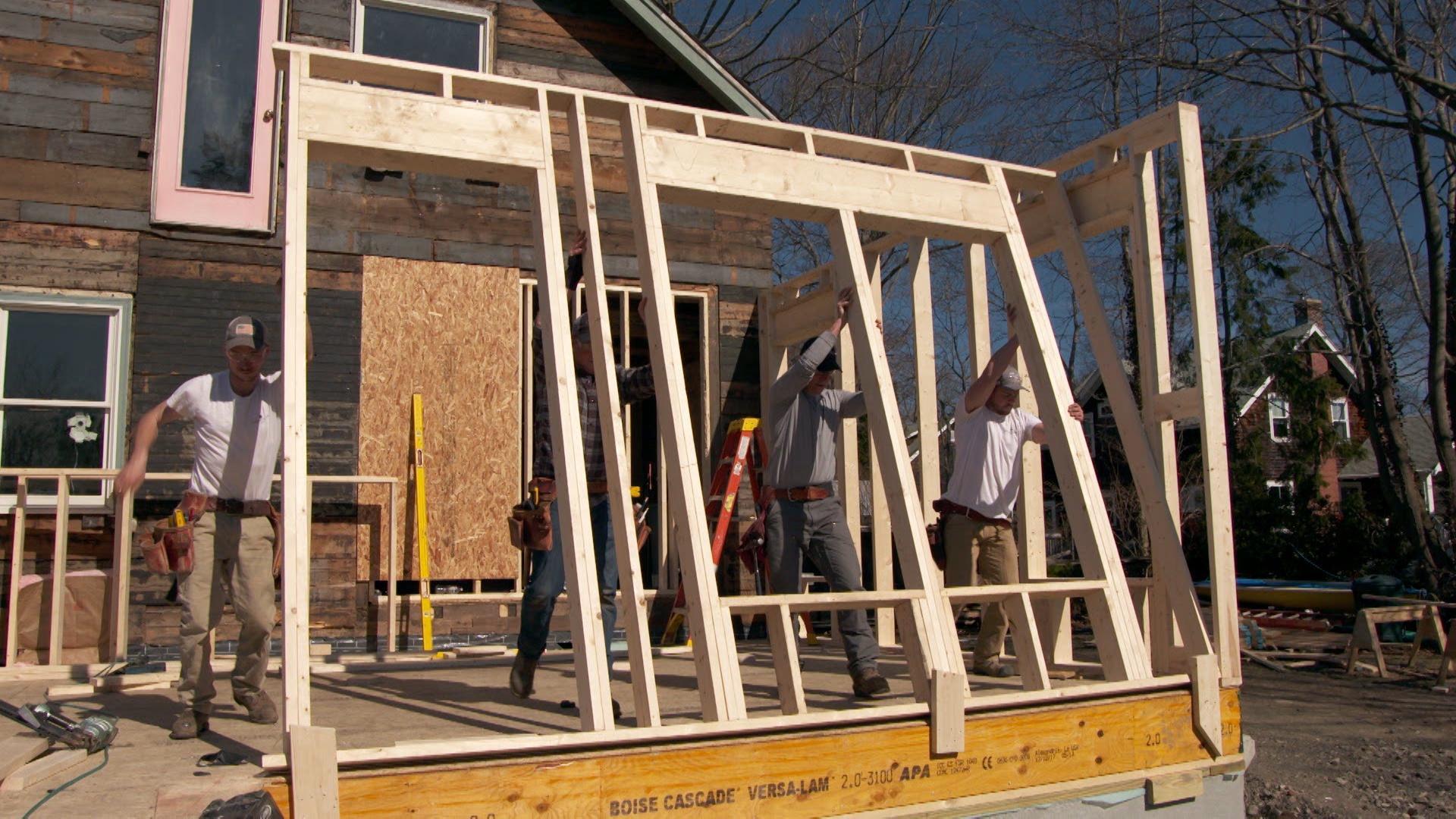 HVAC of the Future | The Jamestown Net-Zero House
