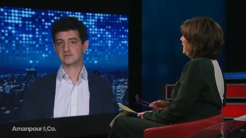 Amanpour and Company -- Nathaniel Rich on Why Republicans Embrace Climate Denialism