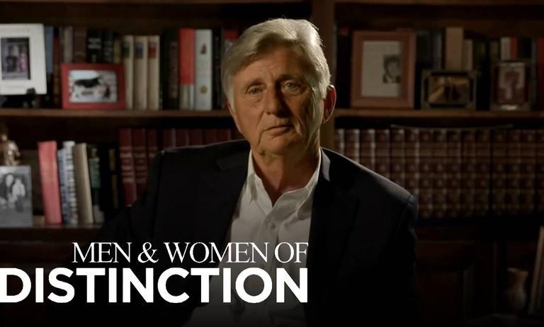 Men & Women of Distinction: Mike Beebe