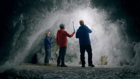 NOVA -- This Canadian Cave Has Been Frozen Since the Last Ice Age