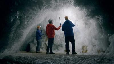 NOVA | This Canadian Cave Has Been Frozen Since the Last Ice Age