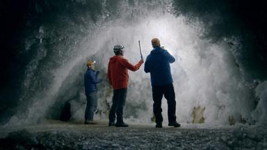 This Canadian Cave Has Been Frozen Since the Last Ice Age