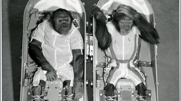 WKAR Family: Early Astronauts   Journey to the Moon