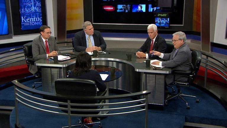 Kentucky Tonight: Public Pension Reform