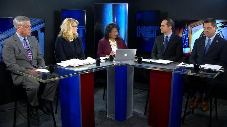 Kentucky Tonight: Finding Compromise in the State Budget