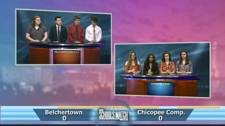 As Schools Match Wits: Belchertown vs. Chicopee Comp (May 4, 2019)