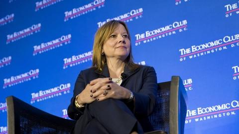 The David Rubenstein Show: Peer to Peer Conversations -- Mary Barra