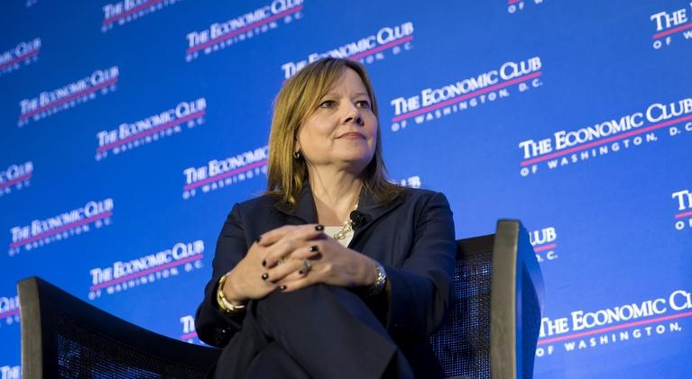 The David Rubenstein Show: Peer to Peer Conversations: Mary Barra