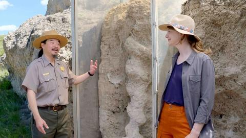 Prehistoric Road Trip -- A Miocene Menagerie
