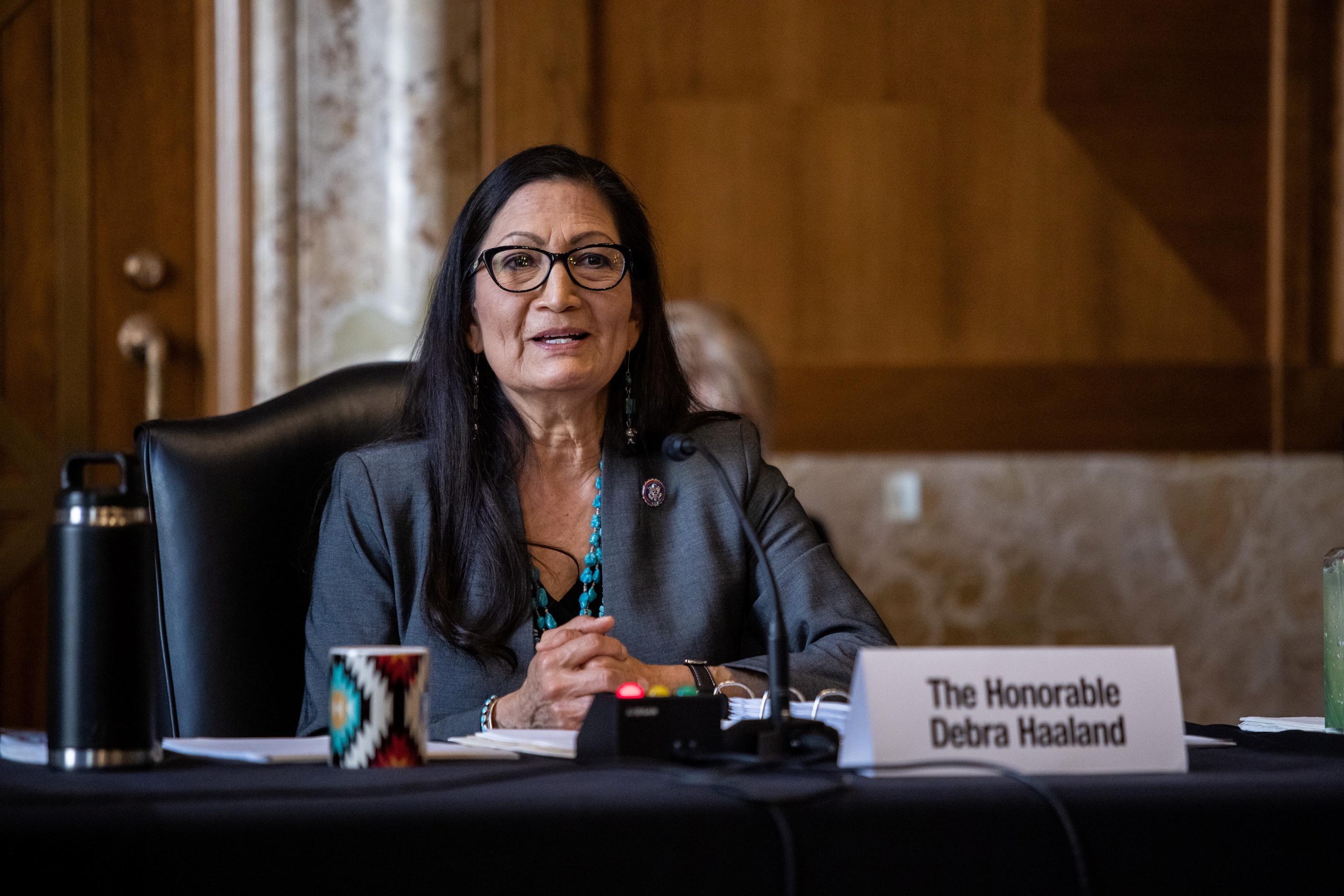 Sec. Haaland on the value of Native American representation