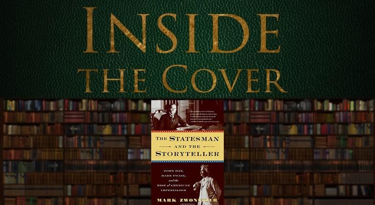 Inside the Cover: The Statesman and the Storyteller