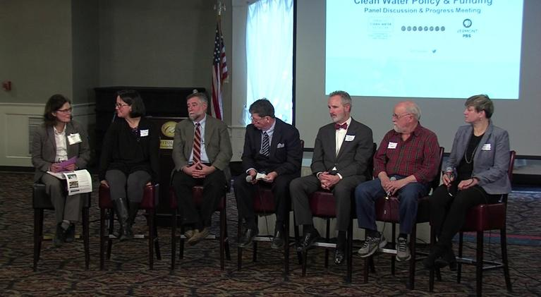 Saving Our Waters: Vermont Clean Water Network Panel Discussion