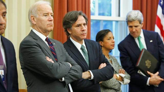 Biden selects diverse national security team