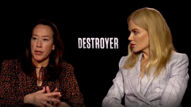 "Flicks: Karyn Kusama and Nicole Kidman for ""Destroyer"""