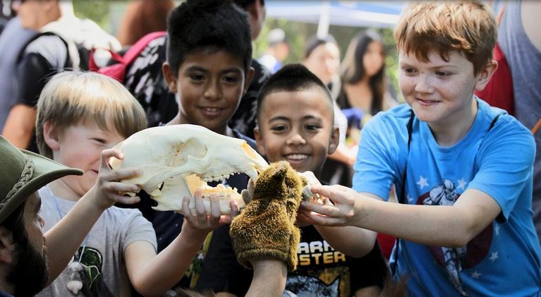 byYou Exploration: Nature Spring Live: Kid's Citizen Science Day