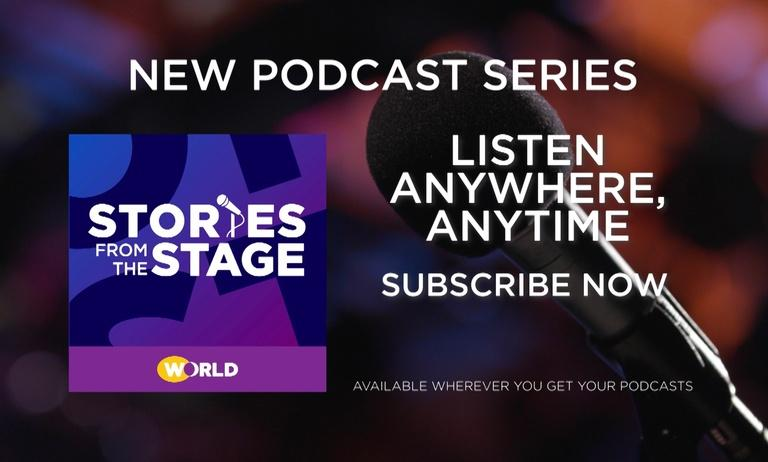 Stories from the Stage: The Podcast   Season 1   Promo
