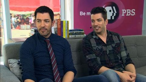 S3 E2: Drew Scott & Jonathan Scott at 2016 Miami Book Fair