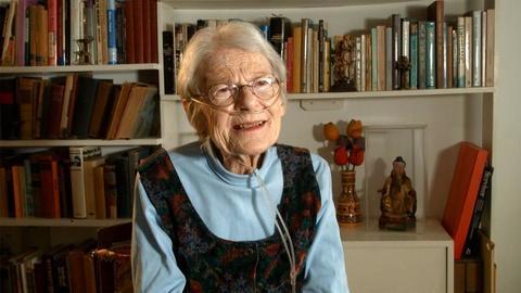 Harbor from the Holocaust -- Professor Emeritus Irene Eber