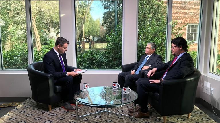 This Week in South Carolina: Representatives Gary Simrill and Leon Stavrinakis