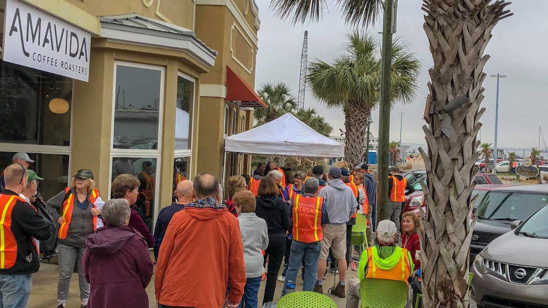 Operation Clean Sweep Cleans up in Panama City