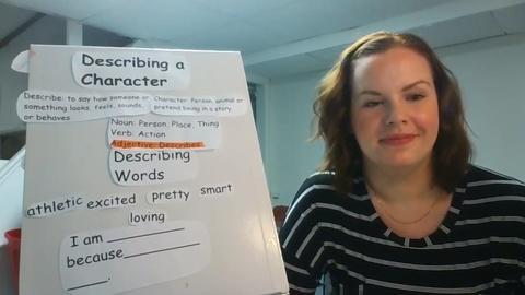 FAST Characterization -Rosemary Matar - Third Grade