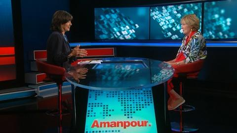Amanpour on PBS -- Amanpour: Margaret MacMillan