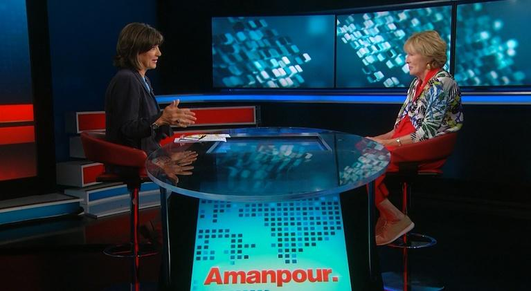 Amanpour on PBS: Amanpour: Margaret MacMillan