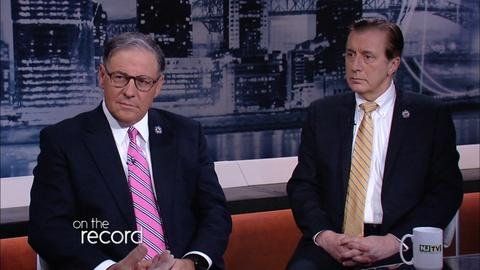 Assemblymen Burzichelli and Bramnick on dueling tax plans