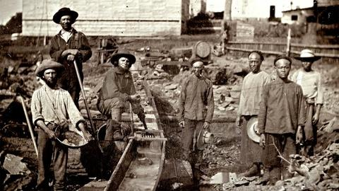 American Experience -- The Chinese Exclusion Act: Chapter 1