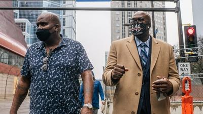 PBS NewsHour | Medical experts, masks: Week 2 of the Derek Chauvin trial