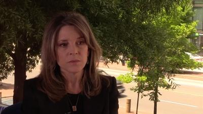 To The Contrary | TTC Extra: Marianne Williamson on D-Day