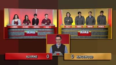 Granite State Challenge | Alvirne vs. Kingswood Regional | 2019 Wild Card Game