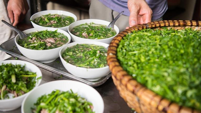 Family Ingredients: Vietnam, Hanoi
