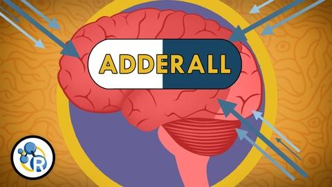 Reactions -- How Does Adderall™ Work?