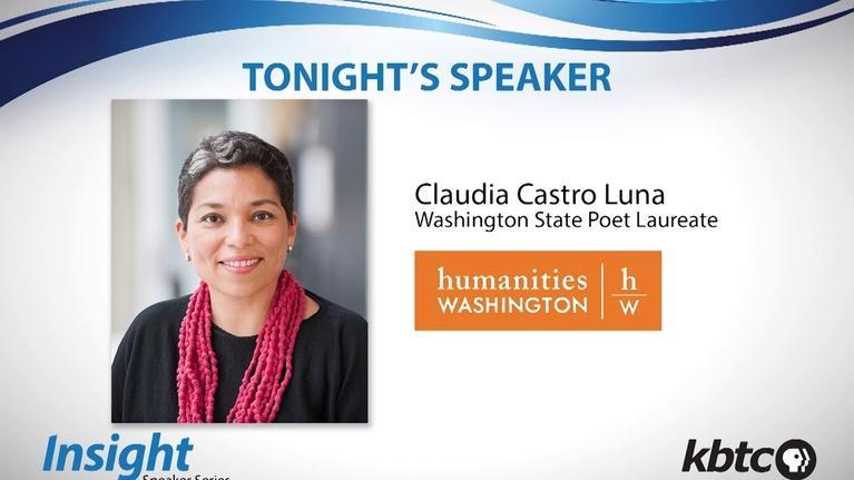 KBTC insight Speakers: Claudia Castsro Luna