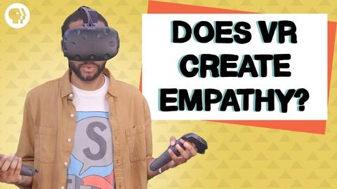 Above The Noise -- Can Virtual Reality Make You a Better Person?