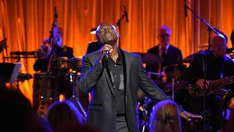 Front and Center -- Seal in Concert