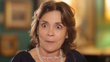 How Raúl Juliá got his sister into Studio 54