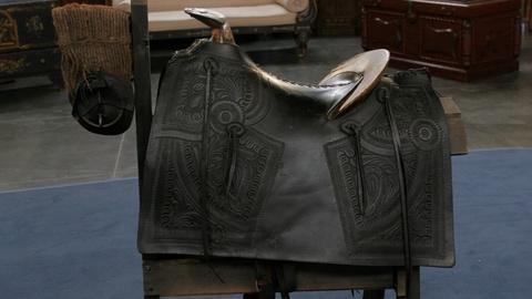 Antiques Roadshow -- Appraisal: Main & Winchester Saddle, ca. 1855