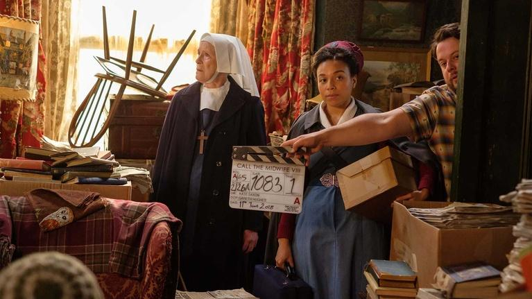 Call the Midwife: Behind the Scenes | The Mastermind Behind Midwife