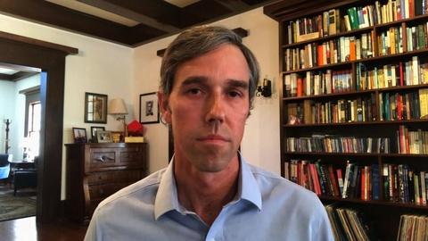 Beto O'Rourke Talks Texas Pandemic and Politics